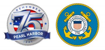 75TH NATIONAL PEARL HARBOR REMEMBRANCE DAY - USCG