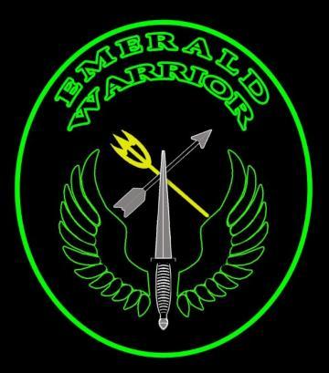 Emerald Warrior 17