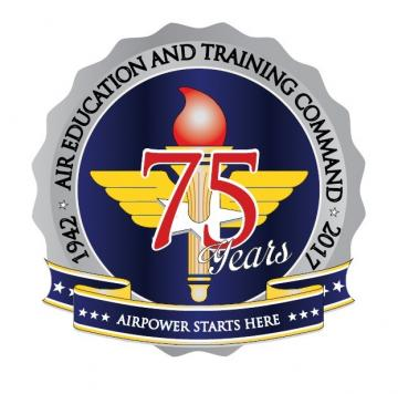 Air Education and Training Command's 75th Anniversary