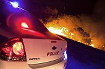 Camp Pendleton Wildland Fire Fighting