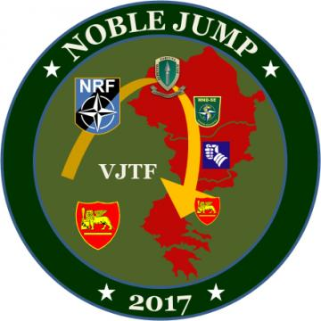 Exercise Noble Jump 17