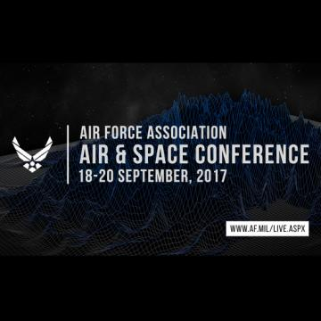 2017 Air, Space & Cyber Conference: Breaking Barriers