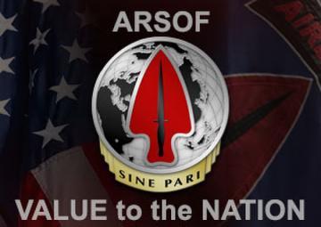 USASOC Salute to Service 2017