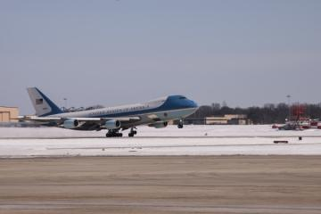 VC-25 - Air Force One