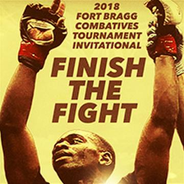 2018 Fort Bragg Combatives Tournament - Invitational