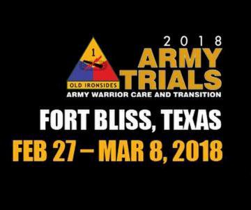 2018 U.S. Army Trials