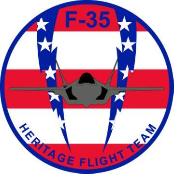 F-35 Heritage Flight Team