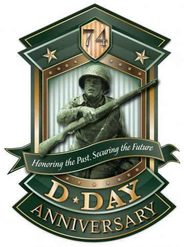 D-Day 74th Commemoration