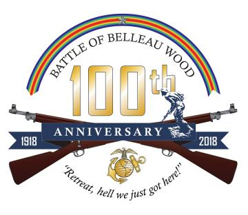 100th anniversary of the Battle of Belleau Wood