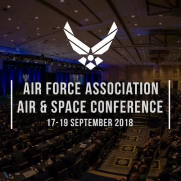 2018 Air, Space & Cyber Conference