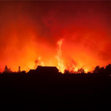 Colorado Spring Fire