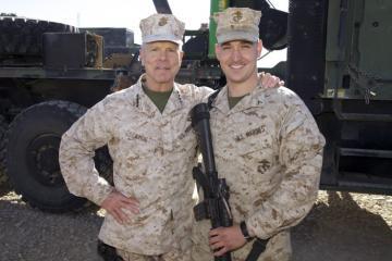 Commandant of the Marine Corps Gen. James Amos