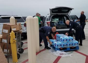 CBP Relief Support for Hurricane Florence
