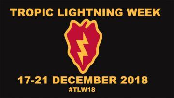 Tropic Lightning Week