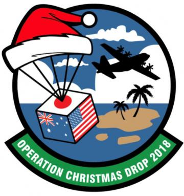 Operation Christmas Drop 2018