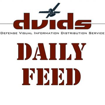 DVIDS Daily Feed