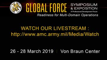 AUSA Global Force Symposium and Exposition 2019