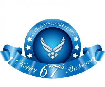 Air Force's 67th Birthday