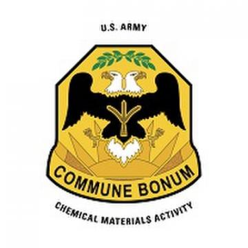 Recovered Chemical Materiel Directorate