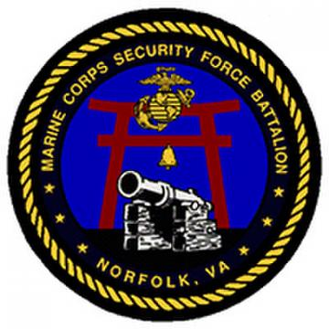 Marine Corps Security Forces Regiment