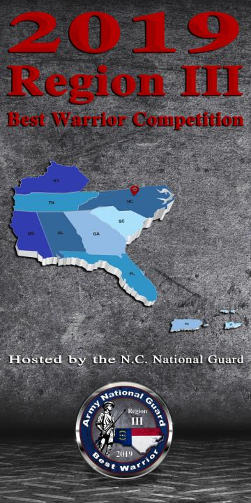 National Guard Region III Best Warrior Competition
