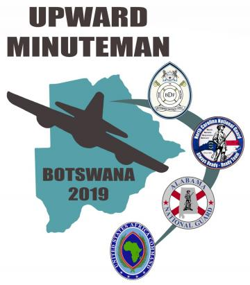 Operation Upward Minuteman 2019 - Botswana and N.C. National Guard State Partnership Exercise