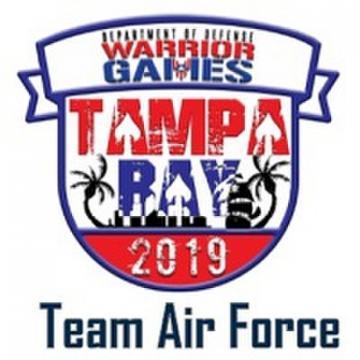 Team Air Force 2019 DoD Warrior Games