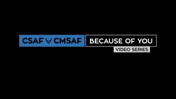 Because of You Video Series