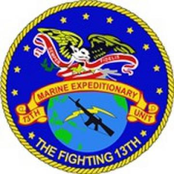 13th Marine Expeditionary Unit Combat Camera