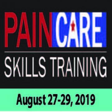 2019 Pain Care Skills Training (9th Annual)