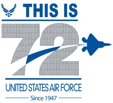 72nd Air Force Birthday