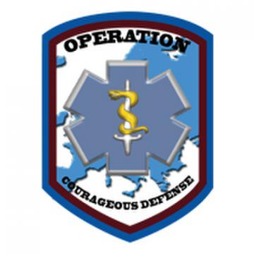 Operation Courageous Defense