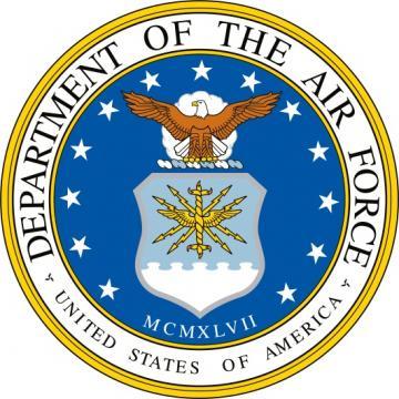 US Air Force Corona Virus 2020