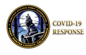 Fort Hunter Liggett COVID-19 Response