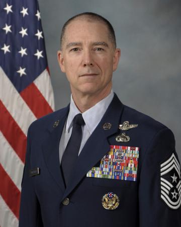 Senior Enlisted Advisor Space Operations