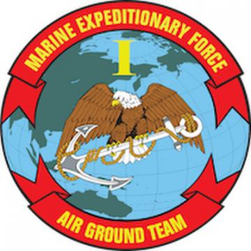 I Marine Expeditionary Force Change of Command
