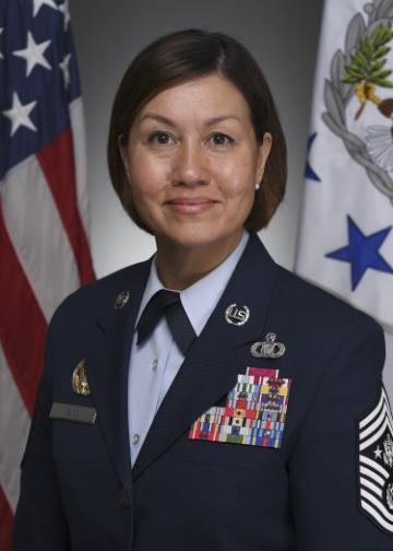 19TH CHIEF MASTER SERGEANT OF THE AIR FORCE