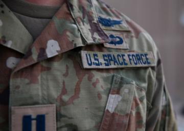 U.S. Space Force Transition Ceremonies