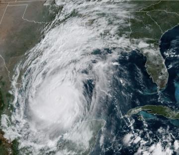 CBP Relief Support for Hurricane Delta