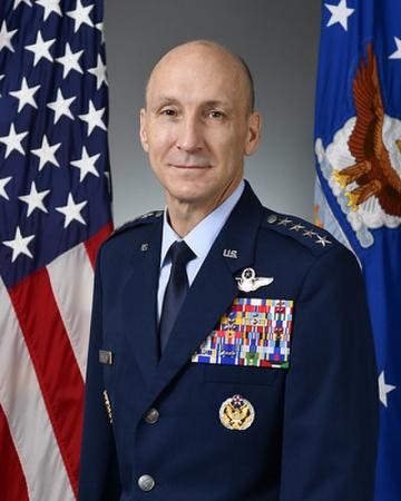 40th Vice Chief of Staff of the Air Force