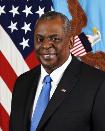 Secretary of Defense Lloyd J. Austin III