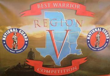 National Guard Region V Best Warrior Competition
