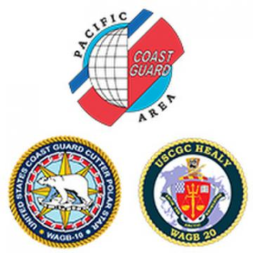 Coast Guard Pacific Area Polar Operations