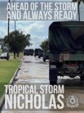 Tropical Storm Nicholas Response