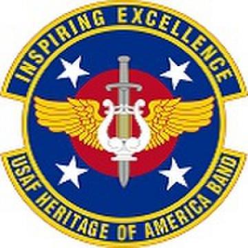 USAF Heritage of America Band