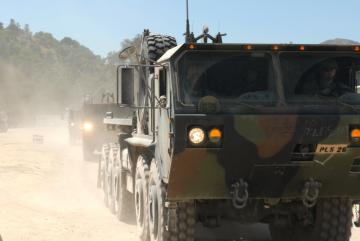 Combat Support Training Exercise - 91 (CSTX-91)