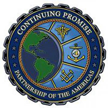 USNS Comfort, Continuing Promise '15