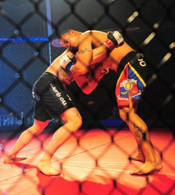Mixed Martial Arts in the Military