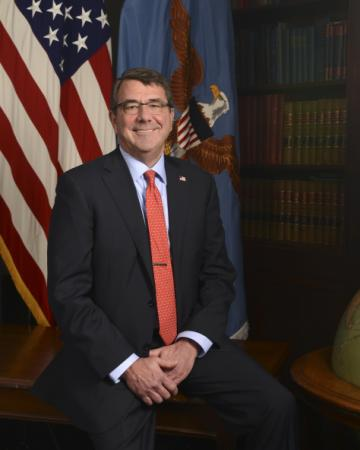 Secretary of Defense Ashton B. Carter