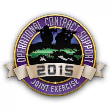 Operational Contract Support Joint Exercise 2015